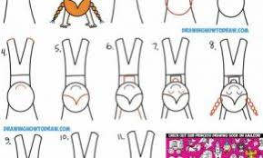 Easy Drawing Of A Small Girl Inspirational How To Draw Cute Cartoon Kawaii Doing