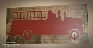 Fire Truck Wall Art Www Grisly Fo   Iltribuno.com