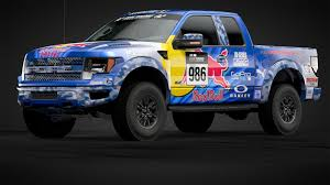 100 Redbull Truck F150 Raptor RedBull Racing Car Livery By AMV8N400