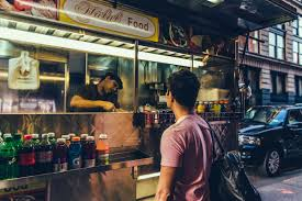Street Meat: The Rise Of NYC's Halal Cart Culture - Eater Born Raised Nyc New York Food Trucks Roaming Hunger Finally Get Their Own Calendar Eater Ny This Week In 10step Plan For How To Start A Mobile Truck Business Lavash Handy Top Do List Tammis Travels Milk And Cookies Te Magazine The Morris Grilled Cheese City Face Many Obstacles Youtube Halls Are The Editorial Image Of States