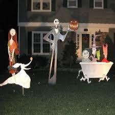 Nightmare Before Christmas Halloween Decorations Ideas by Nightmare Before Christmas Outdoor Decorations Christmas Decor Ideas