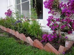Photo Of Brick Ideas by The 25 Best Brick Garden Edging Ideas On Brick Edging
