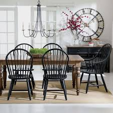 Black and White Dining Rooms Ethan Allen Country Dining Room Ideas
