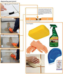 Regrouting Bathroom Tiles Video by Can You Regrout Grout The Home Depot Community