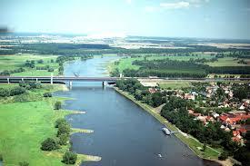 100 Magdeburg Water Bridge The Longest Navigable Aqueduct In The World