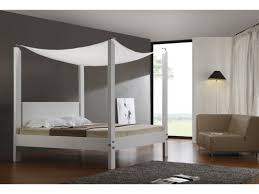 Canopy Bed Queen by Bedroom U003e Beds U003e Lias Modern Canopy Bed Queen