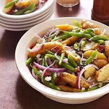 Fingerling Potato Salad With Honey Thyme Vinaigrette