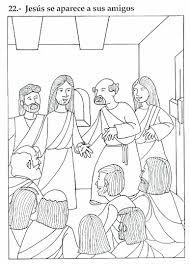 Como Dibujar Jesus En La Ultima Cena Dibujos Para Niños Draw