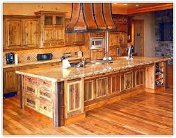 Knotty Oak Kitchen Cabinets Knotty Pine Kitchen Cabinets Painted
