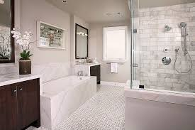 marble tub surround shower tiles countertops basket weave dma