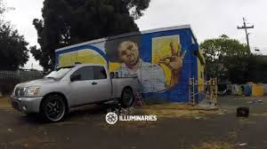 steph curry mac dre mural in oakland timelapse video youtube