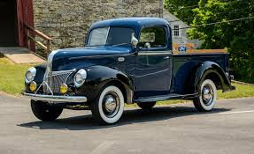 Ford Pickup: Ford Pickup Models List
