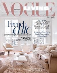 100 Home Design Magazine Australia Editors Letter JulyAugust 2017 Vogue
