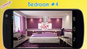 Bedroom Design Ideas Screenshot