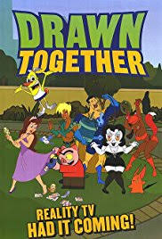 Drawn Together TV Series 2004 2007