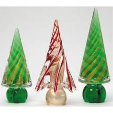 Murano Christmas Trees Shimmering Works Of Art From The Artisans Famed