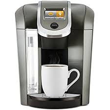 Keurig K575 Single Serve K Cup Pod Coffee Maker With 12oz Brew Size Strength