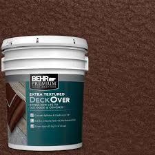 behr premium extra textured deckover deck paint restoration