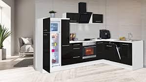 respekta winkelküche küchenzeile küche l form küche weiß