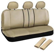 OxGord Universal Fit Faux Leather Rear Bench Seat Cover - Car/Truck ... Pin By Pradeep Kalaryil On Leather Seat Covers Pinterest Cars Best Seat Covers For 2015 Ram 1500 Truck Cheap Price Products Ayyan Shahid Textile Pic Auto Car Full Set Pu Suede Fabric Airbag Kits Dodge Ram Amazon Com Smittybilt 5661301 Gear Fia Vehicle Protection Dms Outfitters Custom Camo Sheepskin Pet Upholstery Faux Cover For Kia Soul Red With Steering Wheel Auto Interiors Seats Katzkin September 2014 Recaro Automotive Club Black Diamond Front Masque