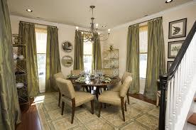 rideaux salle a manger rénovation déco salle à manger rideaux