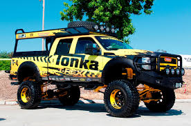 Galpin Auto Sports Builds Life-Size Ford Tonka Truck - Truck Trend Garbage Trucks Tonka Toy Dynacraft Recalls Rideon Toys Due To Fall And Crash Hazards Cpscgov Truck Videos For Children Bruder Ross Collins Students Convert Bus Into Local News Toyota Made A For Adults Because Why Not Gizmodo Ford Concept Van Toy Truck Catches Fire In Viral Video Abc13com Giant Revs Up Smiles At The Clinic What Its Like To Drive Lifesize My Best Top 6 Tonka Inc Garbage Truck Police Car Ambulance Cstruction Surprise As Tinys With Disney Cars