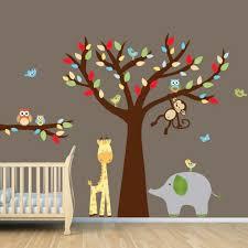 stickers chambre bebe garcon déco de la chambre bébé fille sans en 25 idées