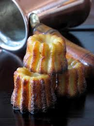 les cuisines fran軋ises tartelette canneles a favorite and addicting snack