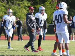 Baseball In The Rear-view Mirror For Redskins Assistant James Rowe III