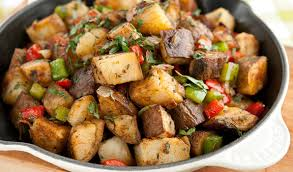 Cajun Home Fries In the Kitchen with Stefano Faita