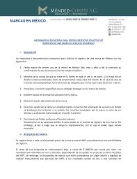 Página 1 INFORMACION REQUERIDA PARA PODER