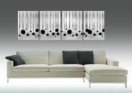 wandbilder modern design hanging balls
