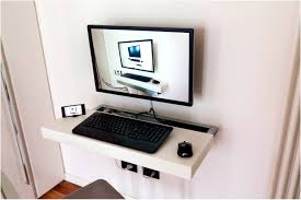 Wall Mounted Table Ikea Canada by Bathroom Drop Dead Gorgeous Computer Desks Floating Desk Pes