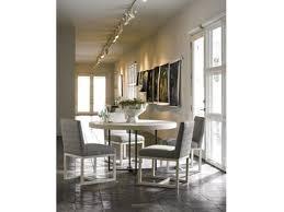 Modern Quartz 5 Piece Round Dining Room Set