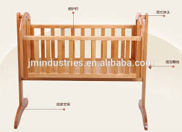 High Quality Wooden Baby Swing Bed Buy Carved Teak Wood Baby