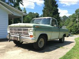 100 North Ms Craigslist Cars And Trucks 1969 Ford F100 Classics For Sale Classics On Autotrader
