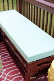 DIY Pallet Furniture Patio Makeover Placeofmytaste