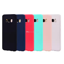 TPU Soft Silicone Gel Candy Color Rubber Protective Case Skin For
