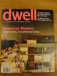 100 Modern Homes Magazine Dwell October 2006 Vol 6 American Modern New