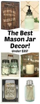 Kicthen Storage Mason Jar Diy Kitchen Best 25 Decor