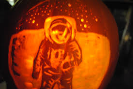 Dremel Drill Pumpkin Carving by Halloween The Fleeing Fawn