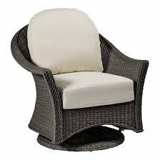 Regent Swivel Glider - Outdoor Glider Furniture