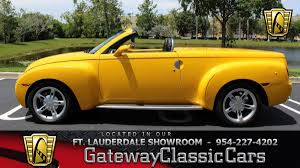 2004 Chevrolet SSR For Sale #2142495 - Hemmings Motor News