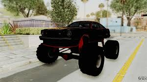 Ford Mustang King Cobra 1978 Monster Truck For GTA San Andreas Radio Shack Zip Zaps Micor Rc Cars Spiderman Monster Truck Mustang Ford King Cobra 1978 Gta San Andreas Crazy 2 Mustang Monster Truck Wning Mach 1 Mp Races In Bigfoot No1 Original Rtr 110 2wd By Traxxas Shelby Gt500 Monster Truck For Spin Tires Maverick Ion Mt Wild Stang Trucks Wiki Fandom Powered Wikia Shelby Mustang Summit 4wd Blue Tra560764blue Hpi Baja 5r 1970 Boss Asphalt