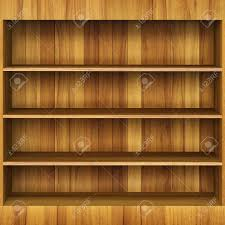 3d wooden book shelf stock photo picture and royalty free image