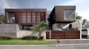 100 Concrete House Design Eight WOLF Architects Melbourne