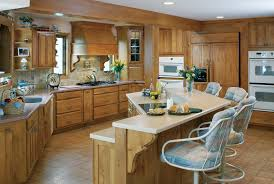 Log Cabin Kitchen Cabinet Ideas by Painting Kitchen Cabinets Ideas Loversiq