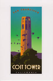 Coit Tower Murals Restoration by Coit Tower Google Search San Francisco Pinterest San Francisco