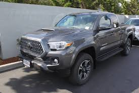 New 2018 Toyota Tacoma TRD Sport Access Cab In San Jose #T183872 ... New 2018 Toyota Tacoma Trd Pro Double Cab 5 Bed V6 4x4 At Unveils 2019 Tundra 4runner Lineup Tacoma Sport Sport In San Antonio 2017 First Drive Review Offroad An Apocalypseproof Pickup 2015 Rating Pcmagcom Clermont 8750053 Supercharged Towing With A 2016 Photo Image Gallery 4d Mattoon T26749 The Gets More Capable For Top Speed