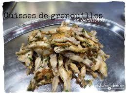 cuisiner des cuisses de grenouilles surgel馥s cuisses de grenouilles en persillade bienvenue chez vero